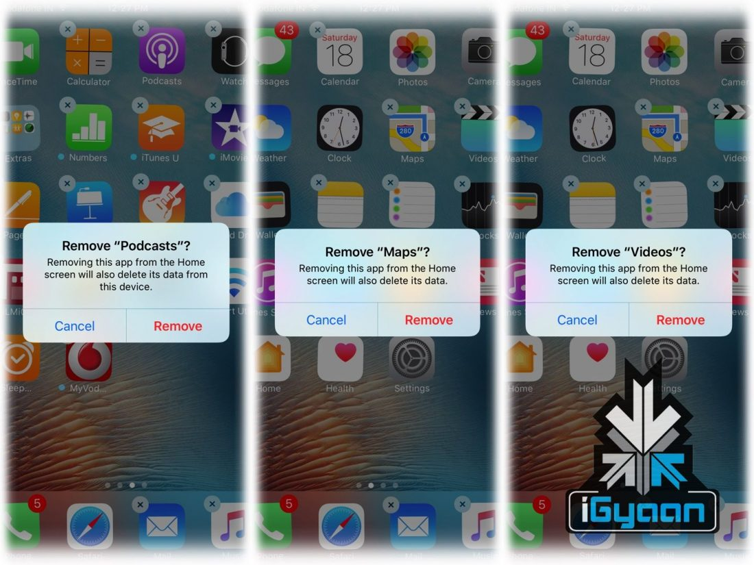 You Will Finally Be Able To Delete Apple Apps You Don't Use On Your