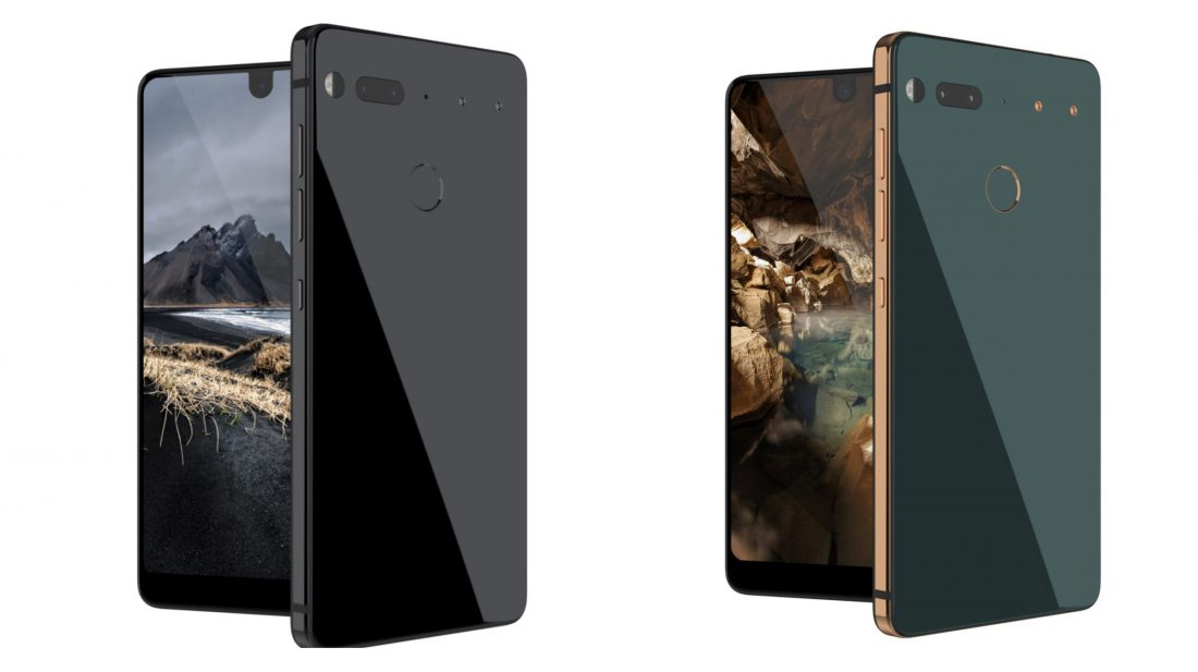 Andy Rubin's Essential Phone is still weeks away