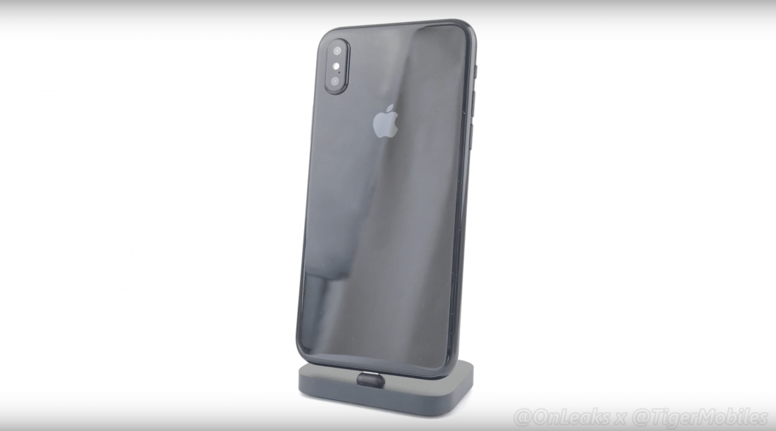 Newly released video shows off dummy of upcoming iPhone in closer detail