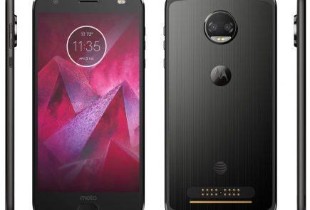 Hello Moto: Z2 Play arrives with new Moto Mods