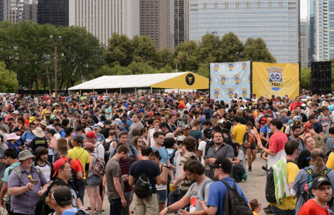 Pokémon Go developer postpones European events after Chicago problems