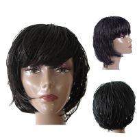 Wigs For Black Women Braided Short Micro Box Braid Hair ...