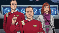 IDW & January 2019 Solicitations Spoilers Fan Fave Comics & Star Trek Writer Peter David Returns To Tell A Tale Of Captain Jean Luc Picard As USS Stargazer Captain  Inside Pulse