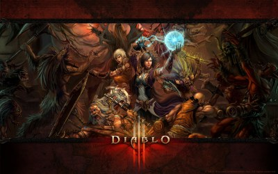 Diablo III HD Wallpapers | I Have A PC