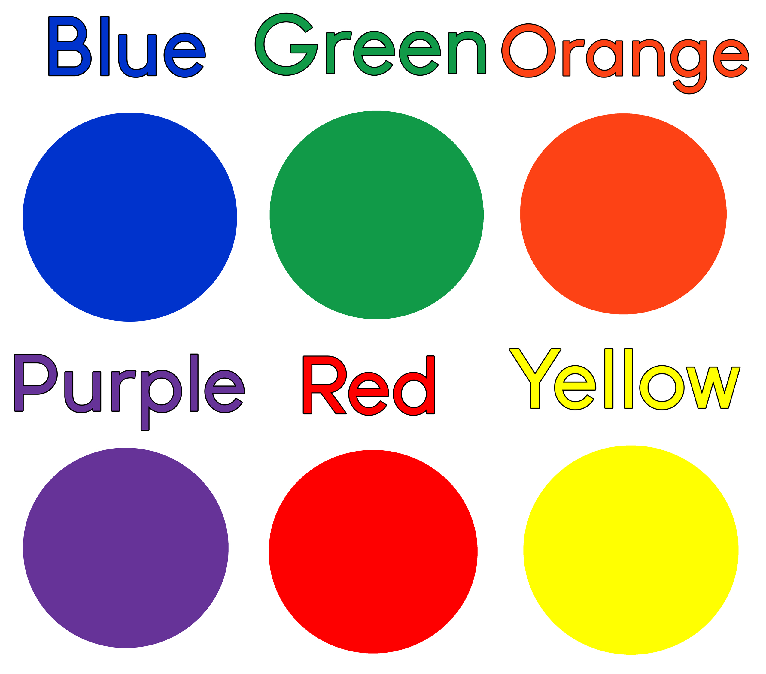 Softest 2 ingredient play dough free color learning printables www iheartartsncrafts com