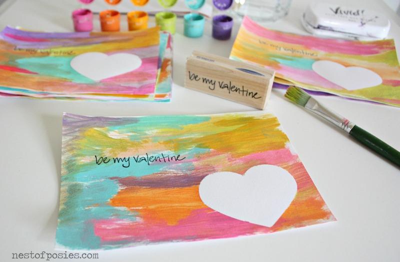 20 Homemade Toddler Valentines - I Heart Arts n Crafts
