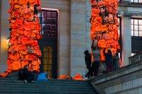 Ai Wei Wei Berlin Konzerthaus Refugees 3 | iHeartBerlin.de