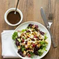 Waldorf Salad {California Pizza Kitchen Copycat}