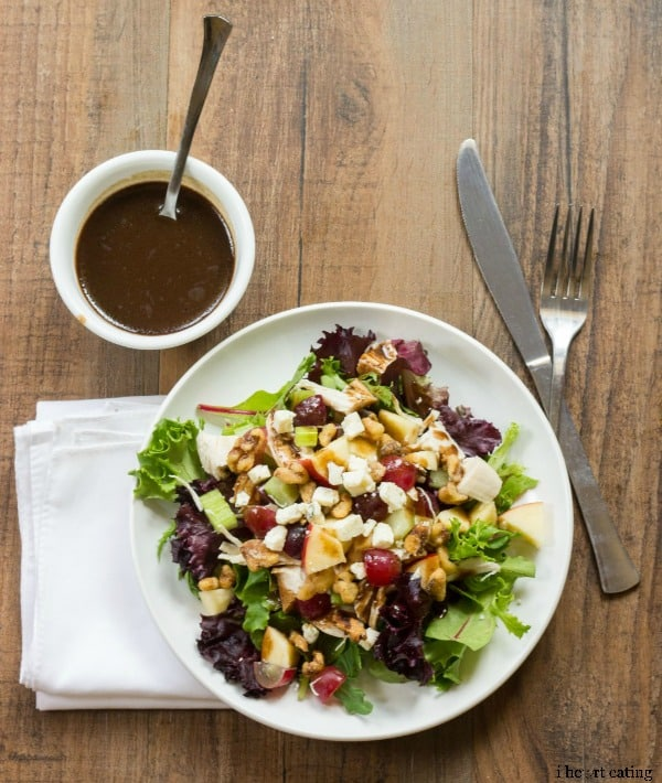Waldorf Salad {California Pizza Kitchen Copycat}
