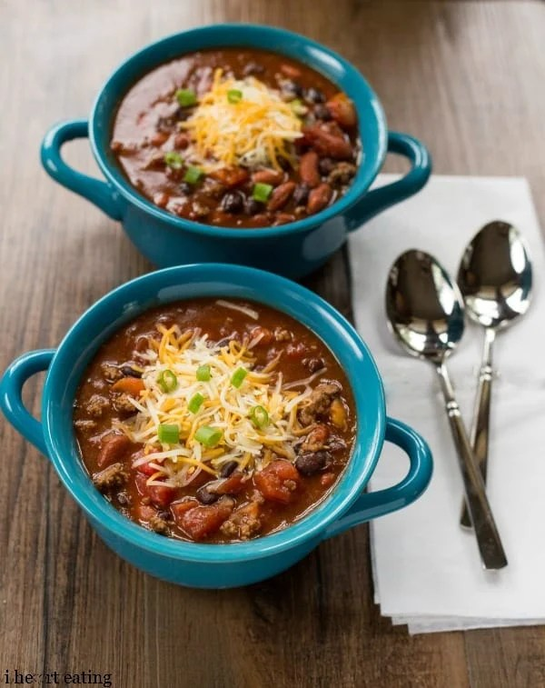 Barbecue Chili