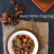 Slow Cooker Sweet Potato Casserole Recipe