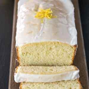 Iced Lemon Loaf Recipe