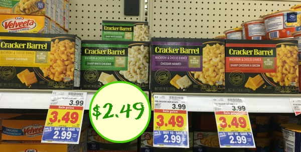 cracker barrel mac & Cheese