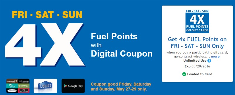 4x-kroger-fuel-points-buy-gift-cards-valid-weekend