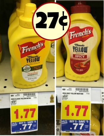 frenchs-mustard-deals-just-27¢-at-kroger