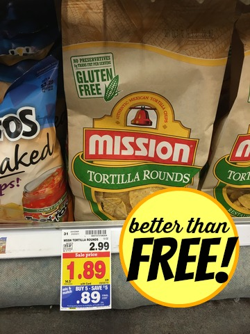 mission kroger free