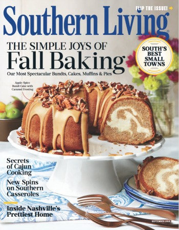 southern living sept 16