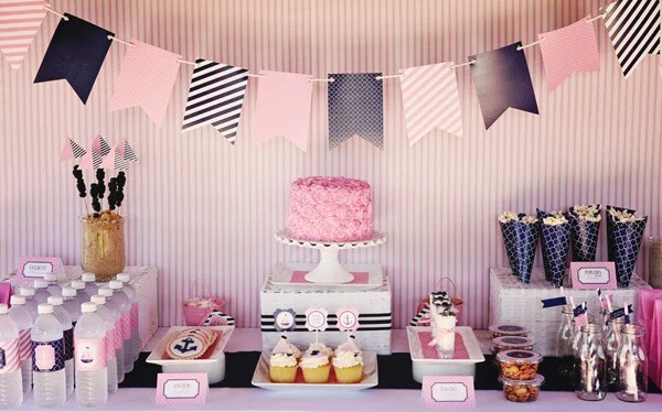50 Birthday Party Themes For Girls - I Heart Nap Time - birthday party design