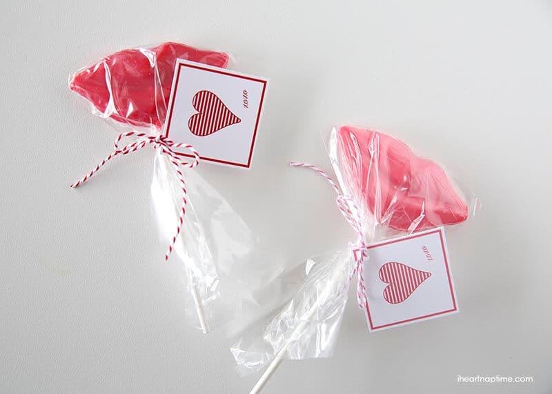 Free printable Valentine\u0027s Day tags - I Heart Nap Time
