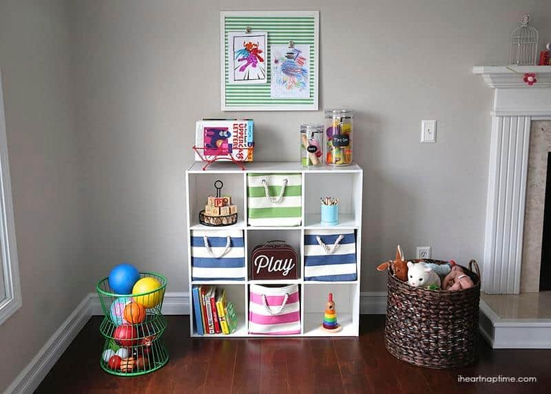 7 Tips For Organizing Toys I Heart Nap Time