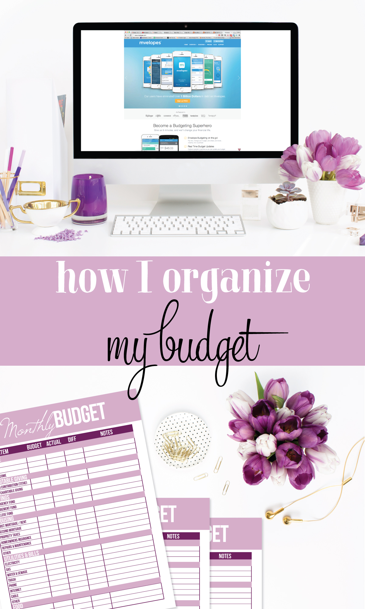 Indulging How I Organize My Budget My Digital Budgeting How I Organize My Budget I Heart Planners How To Organize Digital Photos On Computer How To Organize Non Digital Photos photos How To Organize Digital Photos