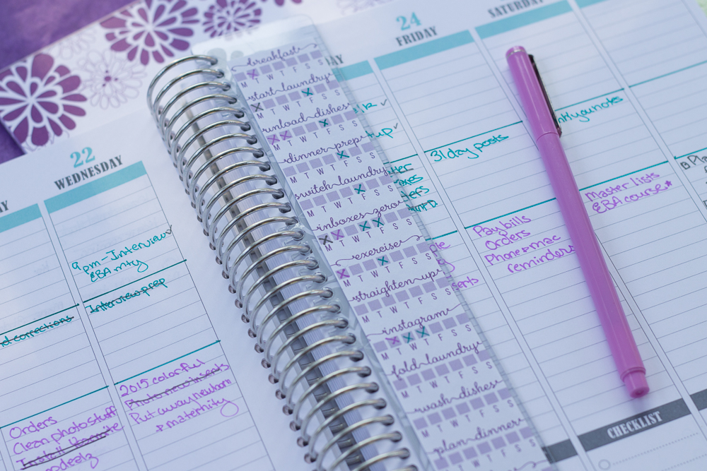 How to Create a Planner Checklist Sticker - I Heart Planners - free lined paper to print