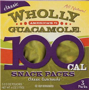 wholly 100 calorie pack