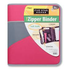 Get our exclusive FIVE STAR® Binder coupon - expires 9/12/
