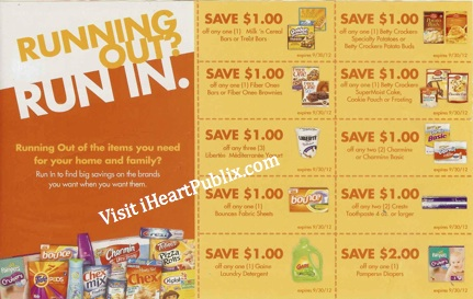 Publix coupons