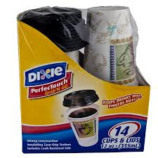 dixie perfect touch cups