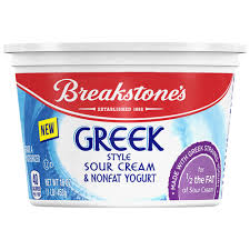 BREAKSTONE'S Greek Sour Cream