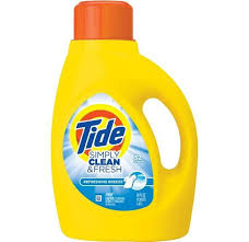 Tide Simply Clean & Fresh