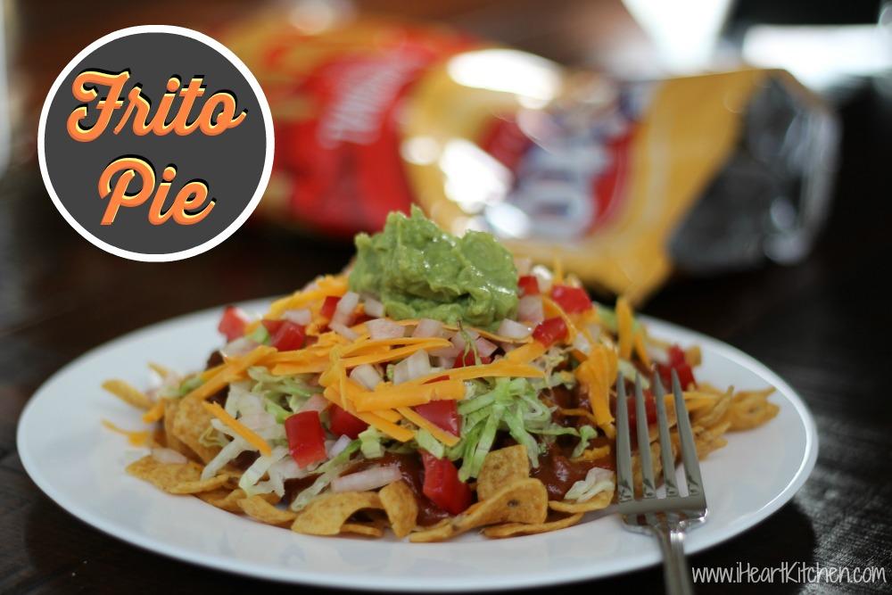 Frito Pie – Quick & Easy Dinner Idea!