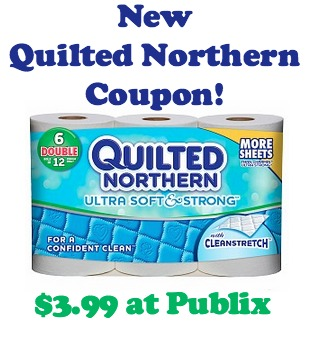New Quilted Northern Toilet Paper Coupon To Print