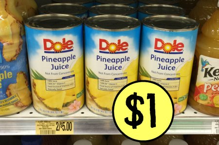 Dole juice coupons