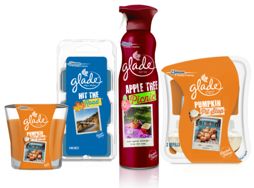 Glade Fall Collection I Heart Publix