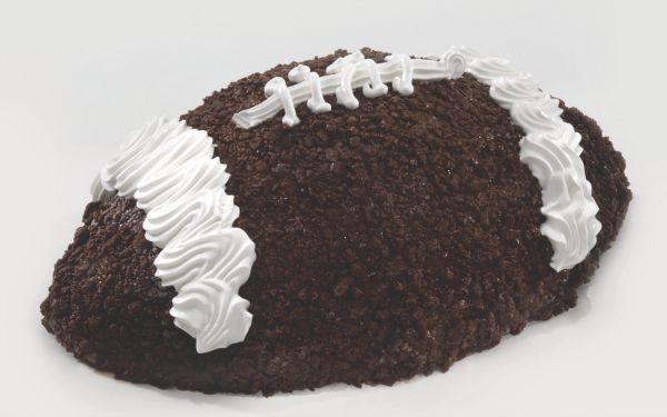 carvel gameball cake