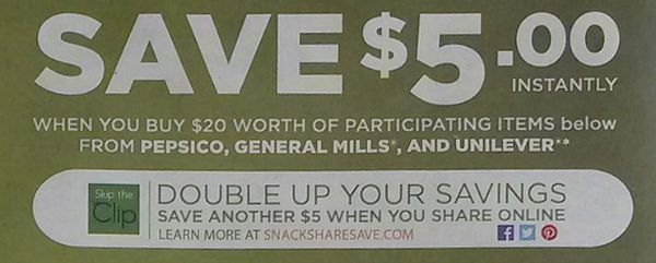 snack share save publix