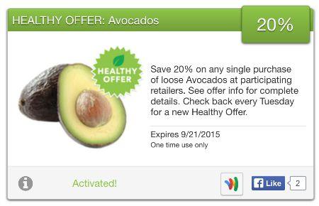 avocado savingstar
