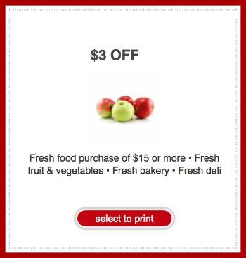 target coupon-fruit