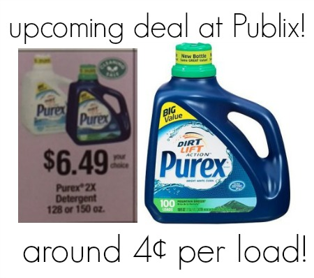 purex deal publix