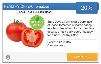 savingstar tomatoes