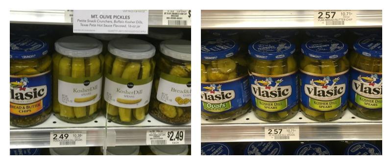 Publix dill pickles