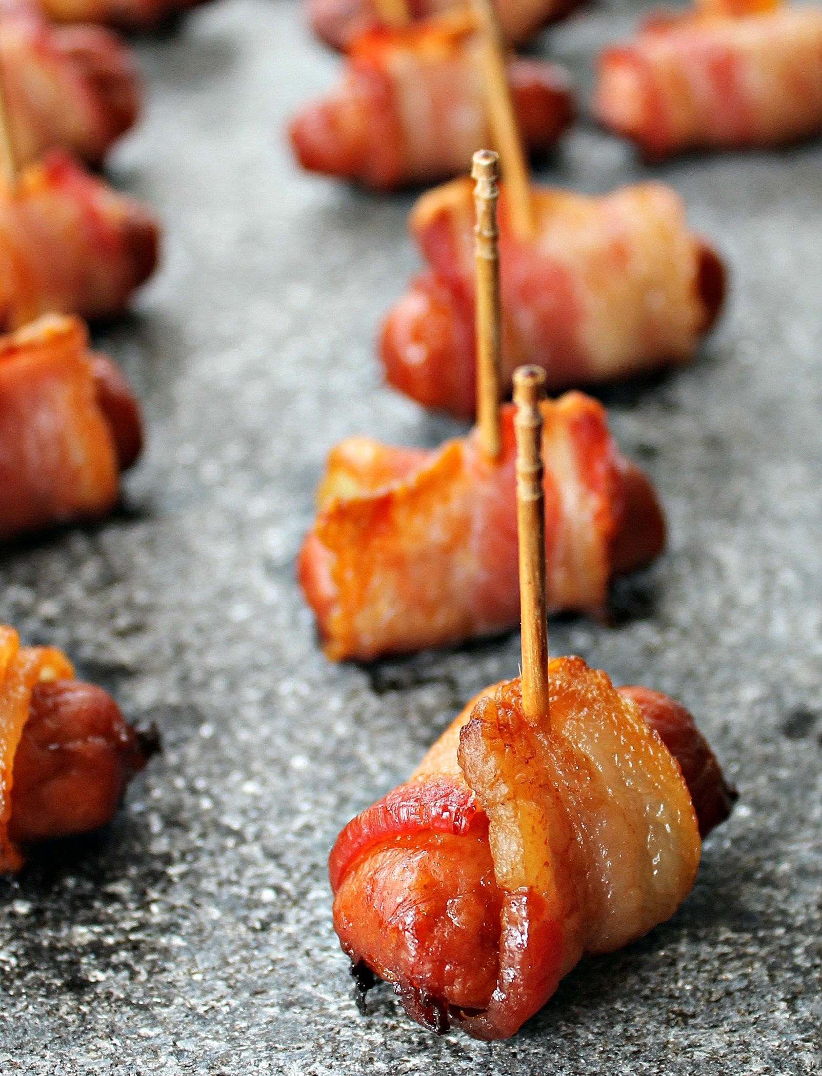 ... style lit l smokies hillshire farm bacon wrapped lit l smokies