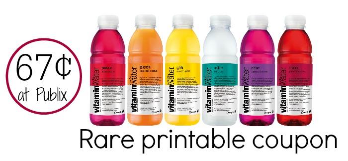 vitaminwater publix