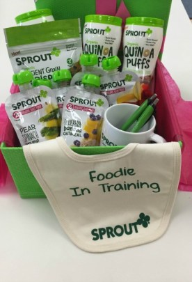sprout basket