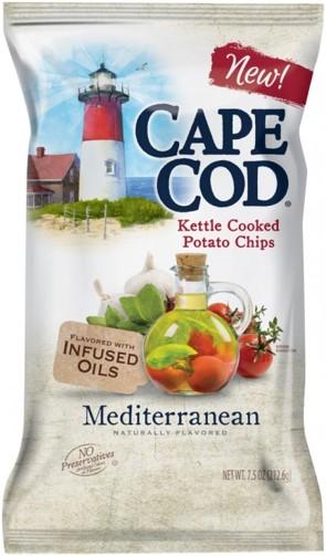 Cape Cod Infused Mediterranean