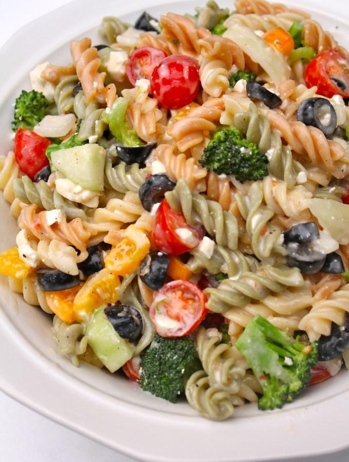 italian pasta salad 4