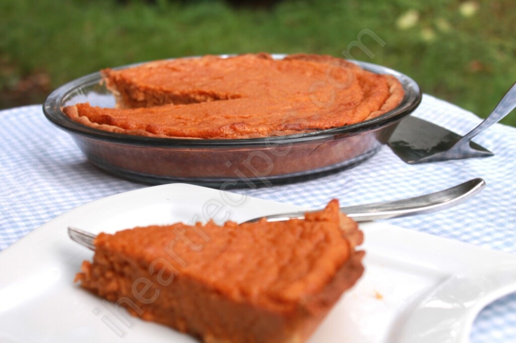 Sweet Potato Pie Recipe – Soul Food | I Heart Recipes