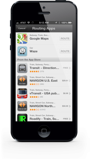 Siri-google-maps  How to get the directions in Google Maps with Siri without jailbreak maps